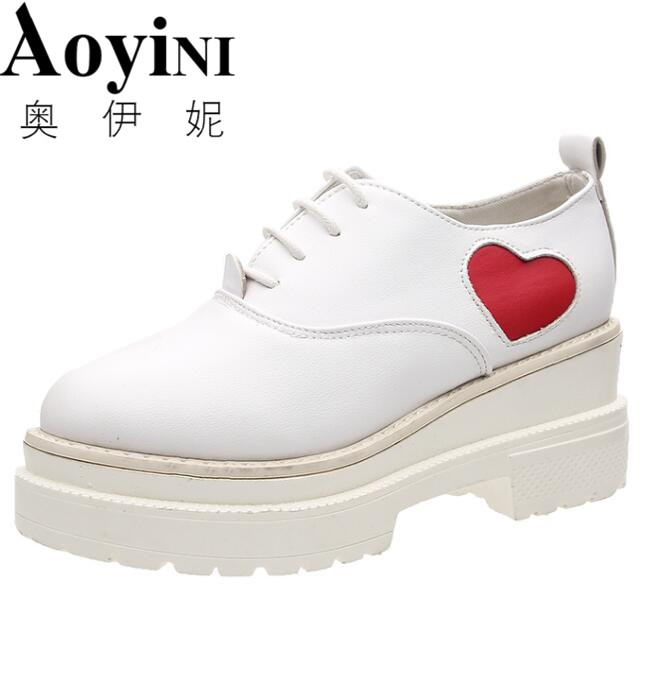 Size 35-39 2018 New Spring Women Soft Sneakers For Woman Fashion High Quality Casual Shoes Lady Leisure Platform Flats Female аксессуар чехол apple iphone x silicone case red mqt52zm a