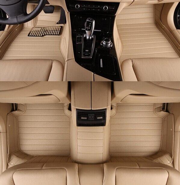 Good Carpets! Custom Special Floor Mats For Mercedes Benz