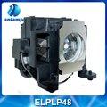 Alibaba aliexpress projector lamp ELPLP48/ V13H010L48  for EMP-1720 EMP-1725 EMP-1730W EMP-1735W/ POWERLITE-1716...