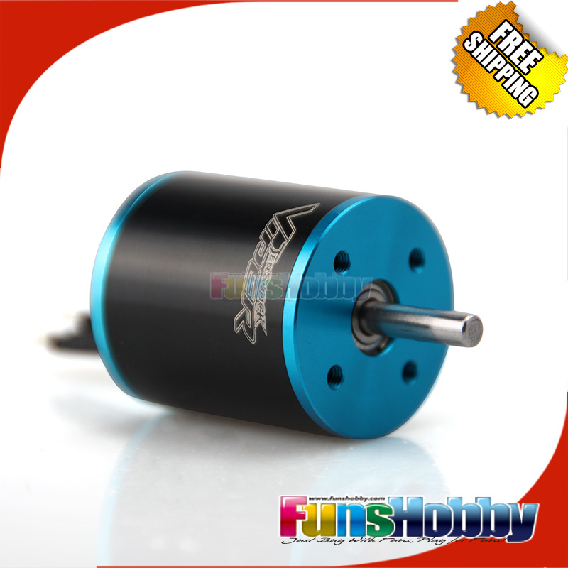 Tenshock 4 Pole Brushless Motor VZ1515 Naviga,Boat,1/10 Brushless