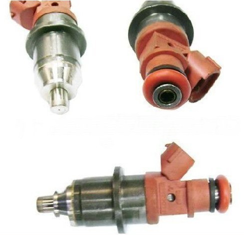Free shipping fuel injector for mitsubishi oem E7T25071 DHL or Federal (3-6 days arrival)
