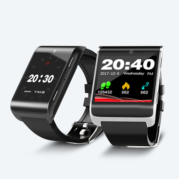 Toptronics 4G Smart Watch With 4G/3G/2G Card GPS Bluetooth 4.0 Heart Rate Monitor Pedometer Wristwatch For Man/Andriod/IOS/GIFTS