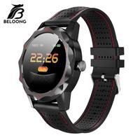 BELOONG SKY1 Smart Watch Waterproof Heart Rate Blood Pressure Oxygen Monitor TFT Screen Alarm Clock Smart Watch Runing Men Women