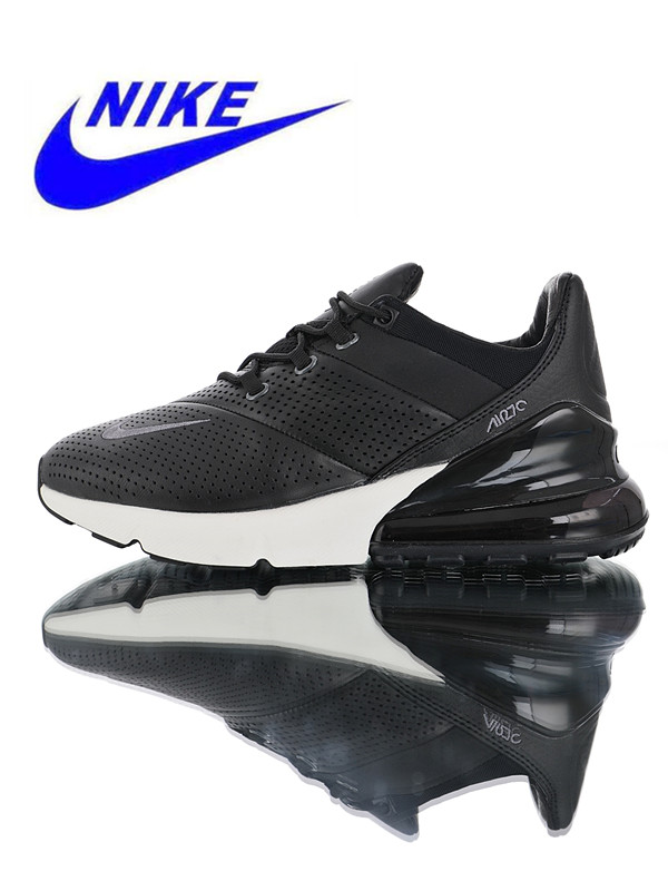 competitive price 04d37 08690 Nike Air Max 270 Premium Men s Running Shoes New High Quality Outdoor  Sneakers Breathable Shock Absorbing AO8283-001