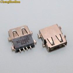 Chenghaoran 5-10 pces portátil 2.0 conector de porta tomada usb jack para acer E1-571G 571g 5750 5755 g z zg 5252 5551 interface de dados