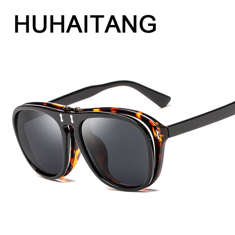Google Sunglasses Women Men Double Lens Sun Glasses Can Be Clamshell Glasses Brand Sunglasses Women Sunglass Oculos De Sol Gafas ...