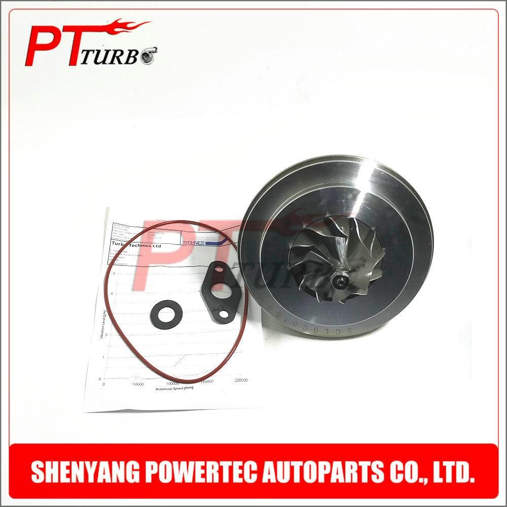 K03 5860016 53039700110 Turbine Core CHRA BALANCED For Opel Astra J 1.6 Turbo 132Kw 180HP Z16LET- NEW Cartridge Turbo Repair Kit