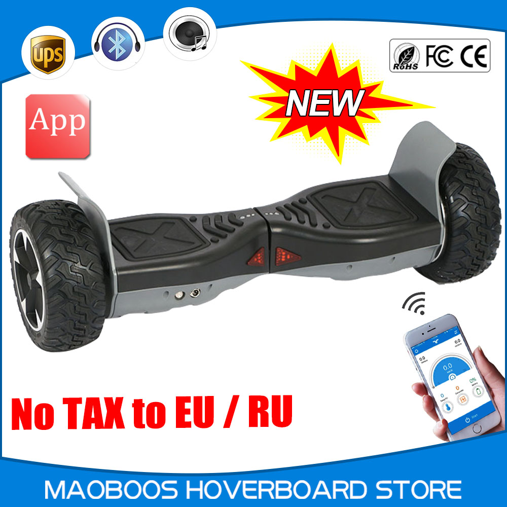 Keine steuer zu EU 8,5 zoll balance <font><b>board</b></font> elektrische Hover <font><b>board</b></font> patin electrico über bord oxboard roller volante girskuter Hoverboard image