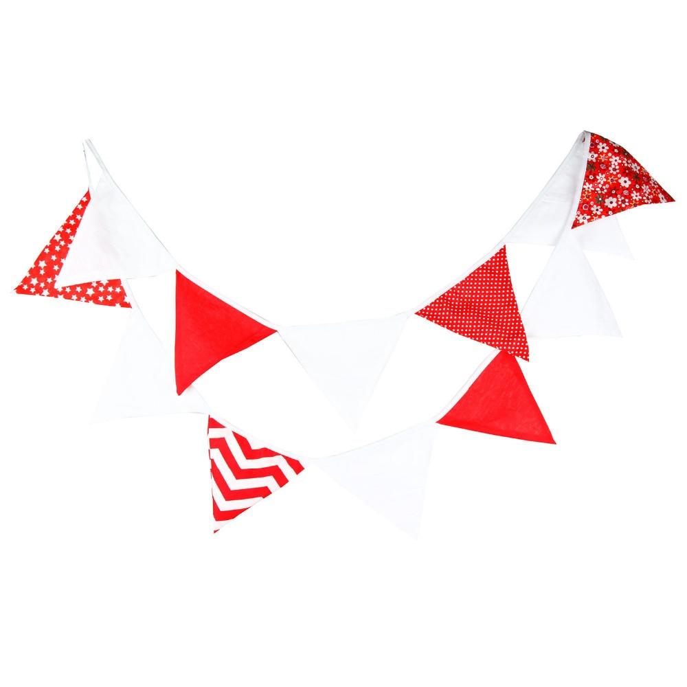 Aliexpress Buy 1pcs 32m Red Flower White Star Wedding