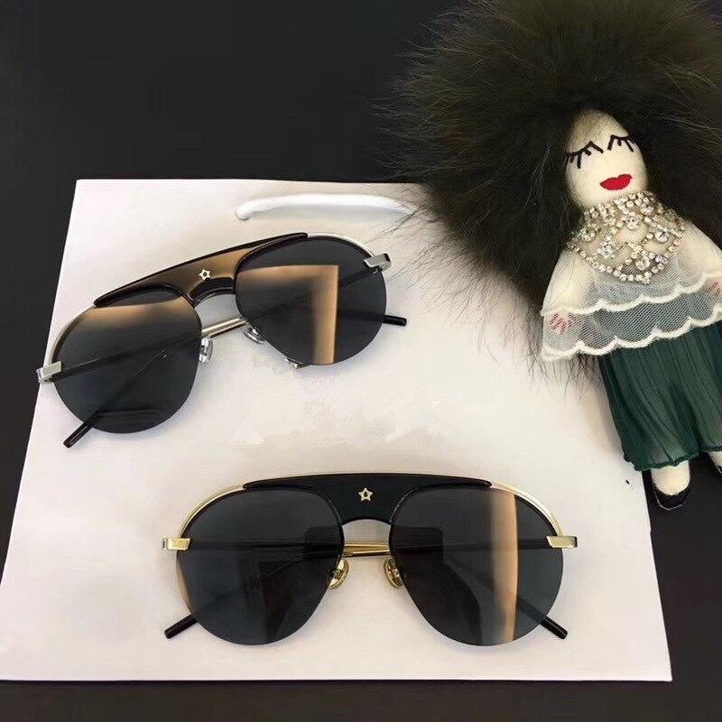 WD0613 2018 luxury Runway sunglasses men brand designer sun glasses for women Carter glasses merry s fashion women sunglasses brand designer sun glasses luxury summer sunglasses s 8052