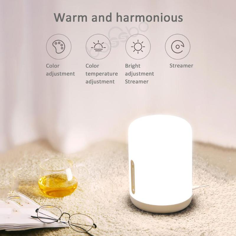 Smart Table Night Light Touch On Off