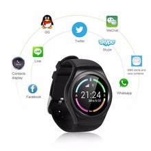 Smartwatch V365   All Compatible with Android  IOS  System  TF Card 8G Bluetooth 4.0 Wristwatch  Passometer Fitness Tracker