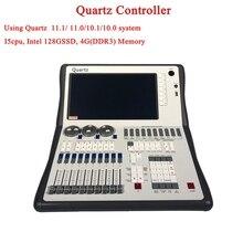 11,1/10,1 Системы кварцевый контроллер этап оборудование для диджейского освещения DMX контроллер для Светодиодный пар перемещения головы прожекторы контроллер дискотека