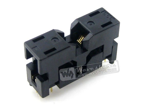 все цены на Modules MSOP10 SSOP10 TSSOP10 656-0102211 Wells IC Test Burn-In Socket Programming Adapter 3mm Width 0.65mm Pitch онлайн