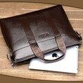 Llegó el nuevo polo de la marca del diseñador bolsas de mensajero de los hombres, maletín de negocios para hombre, de alta calidad cruzada cuerpo bolsa de envío gratis