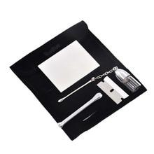 1 комплект сумка для табачных инструментов портативный набор для курения маленький размер замшевый комплект мешок для табачных мешков+ Табак табачные аксессуары для трубок
