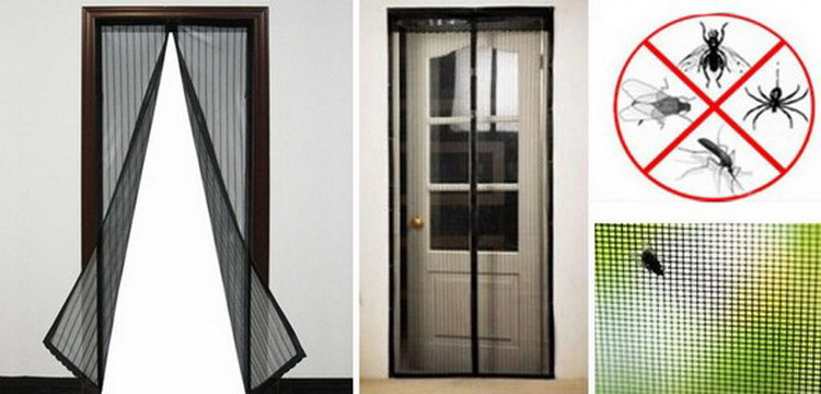 magnetic magic mesh insect screen door-in Door \u0026 Window Screens from Home Improvement on Aliexpress.com | Alibaba Group & magnetic magic mesh insect screen door-in Door \u0026 Window Screens from ...