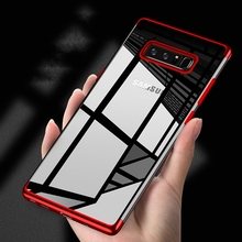 Note8 S10 5G Clear Case For Samsung Galaxy s10 s8 s9 plus Note10 Note9 Cover Note 8 9 Accessories