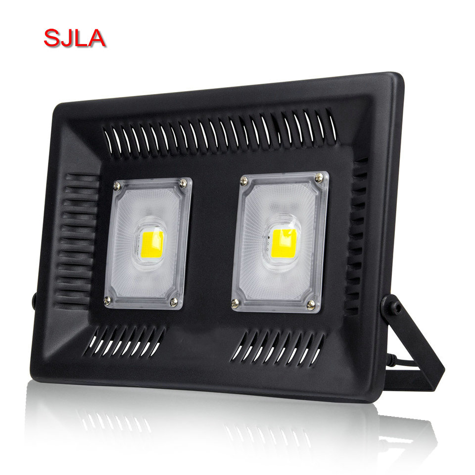 SJLA Warranty 5 Years Waterproof IP67 Foco Outdoor Garden Spotlight Wall Refletor Lamp 110V 220V 50W 150W 100W Led Flood Light ...
