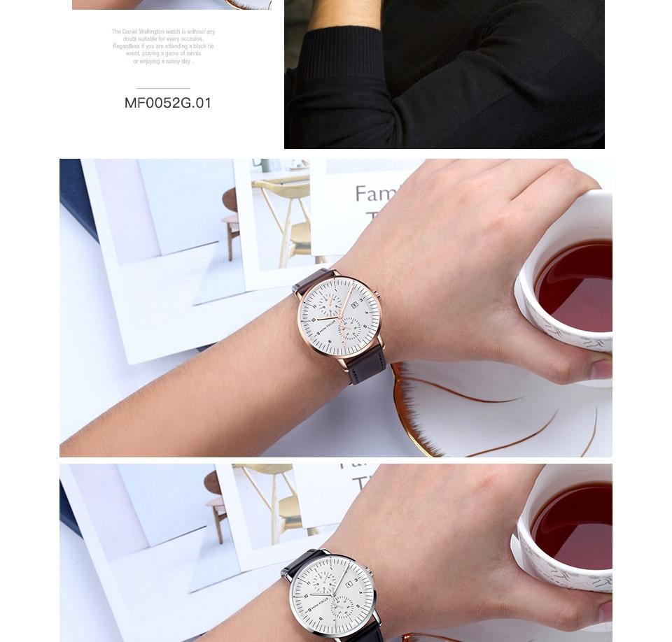 HTB1ffgmjr1YBuNjSszhq6AUsFXan MINI FOCUS Mens Watches Top Brand Luxury Quartz Watch Men Calendar Bussiness Leather relogio masculino Waterproof reloj hombre