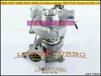 TD04L 49377 04505 49377 04502 49377 04504 14412AA4560 Turbo Turbocharger For SUBARU Impreza WRX STI 2004 Forester 07 EJ25 2.5L
