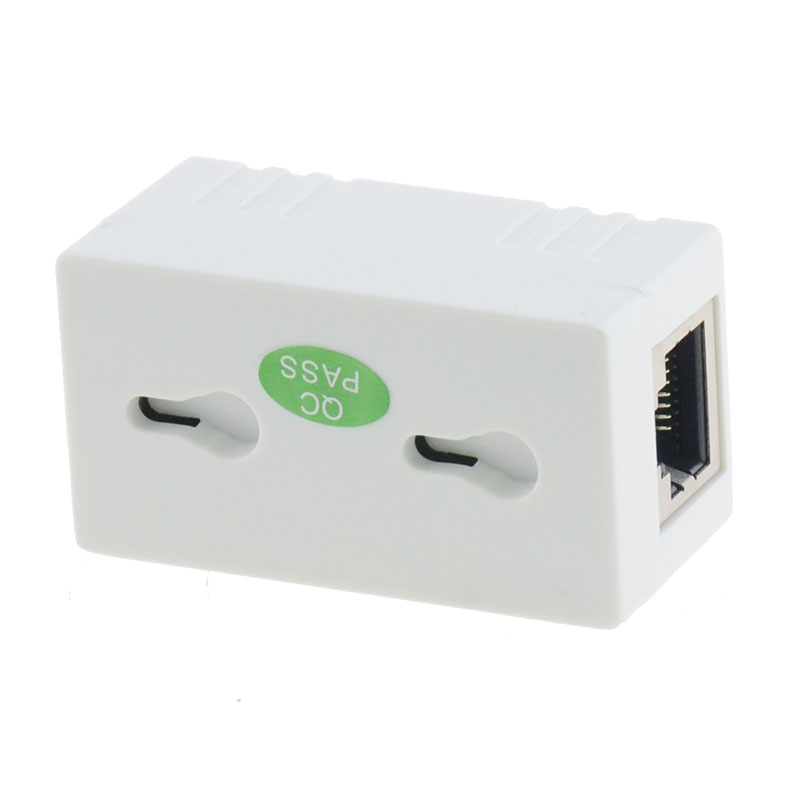 Image 5 - 10/100 Mbp Passive POE DC Power Over Ethernet RJ 45 Injector Splitter Wall Mount Adapter For IP Camera LAN Network 1PC-in Transmission & Cables from Security & Protection