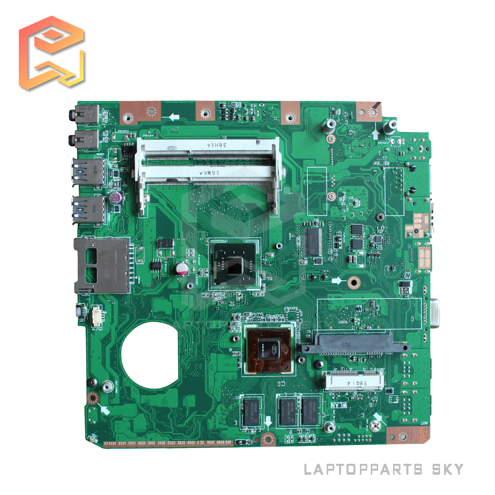 Original new laptop motherboard for asus EB1503 REV:2.01G USB3.0 with CPU mainboard 100% working new n56jr laptop motherboard for asus with i7 cpu with high quality