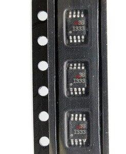 Image 1 - 送料無料、バッファアンプ50ピースINA333AIDGKR INA333 I333 msop8新しいとorigianl