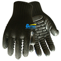 Impact drill Anti Vibration Working Gloves Shock Absorbing Gloves Impact Resistant Work Gloves
