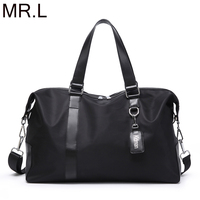 MR.L New Folding Travel Bag Oxdord Travel Bags Hand Luggage for Men Women Fashion Travel Duffle Bag Tote Large Handbags Duffel