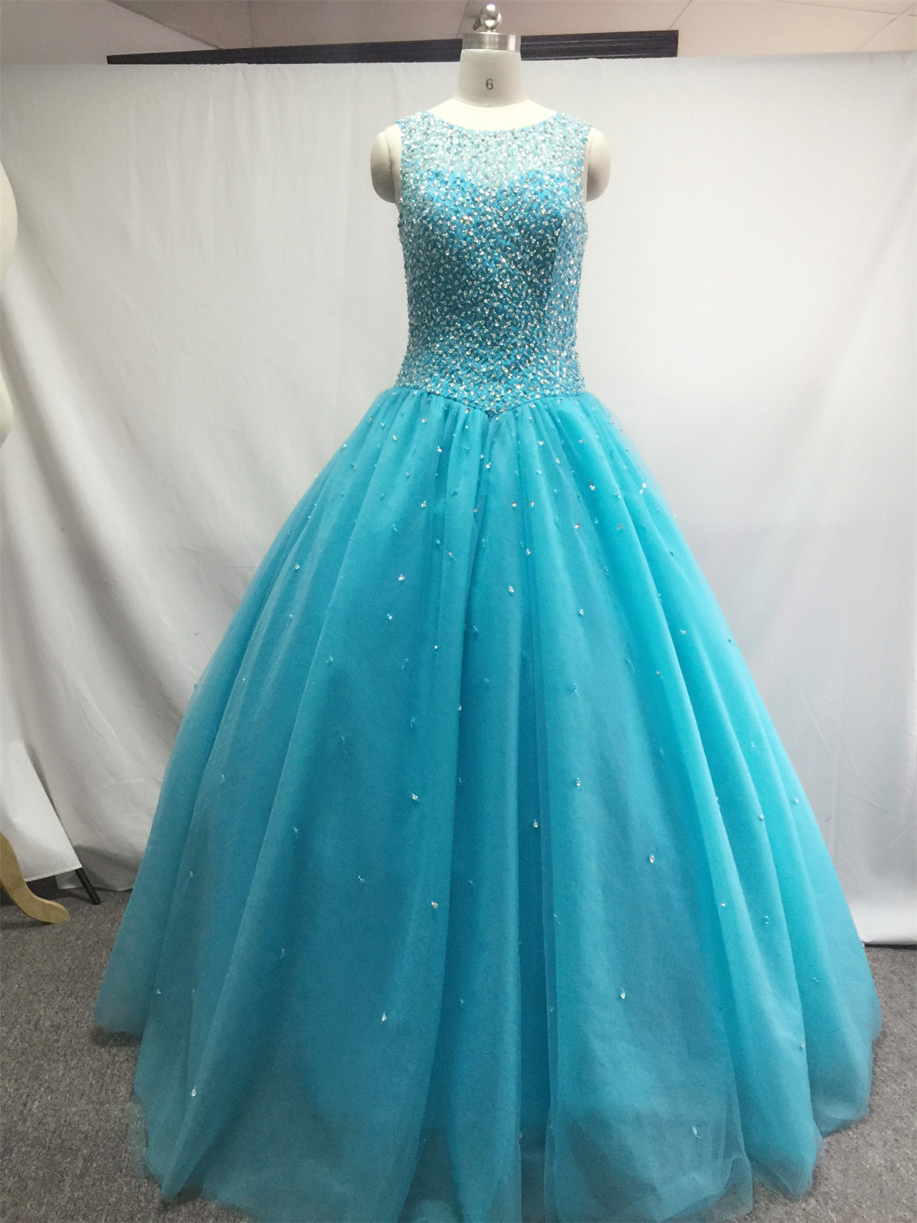 New Navy Blue Quinceanera Dresses 2017 With Beaded Pearl ...