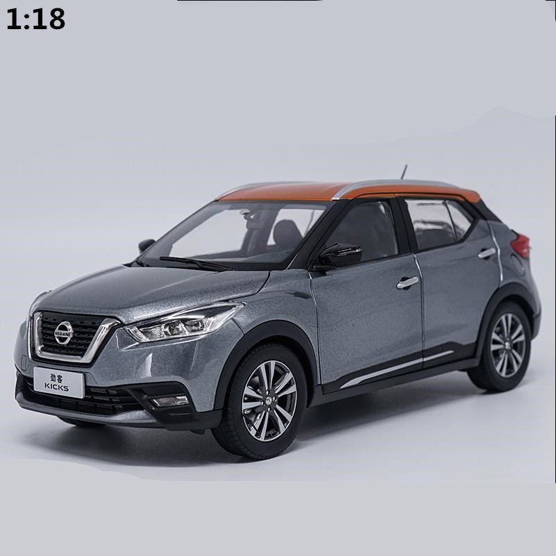 High simulation NISSAN KICKS 2017 collection model 1:18 advanced alloy model car,diecast metal model toy vehicle,free shipping