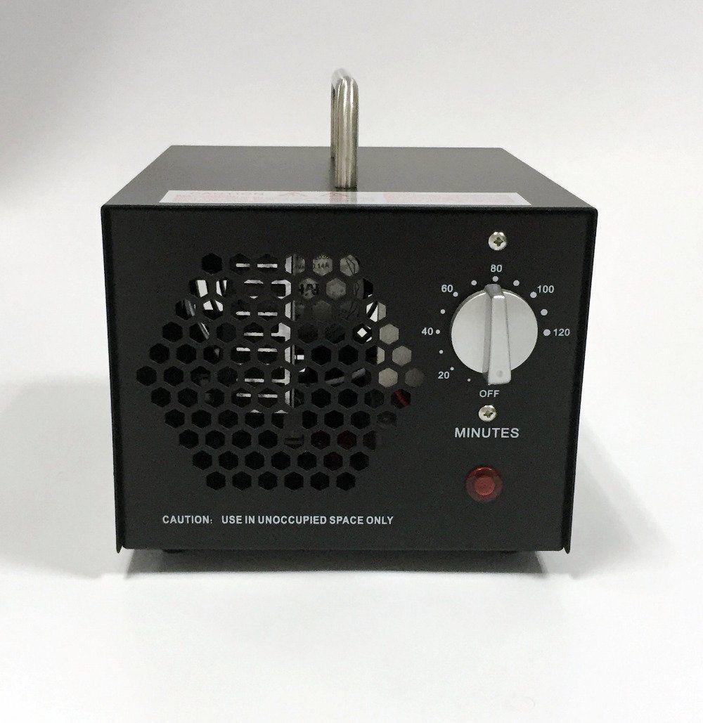DE Stock 7000 mg Commerciale Generatore di Ozono Industriale Purificatore D'aria Deodorante Sterilizzatore