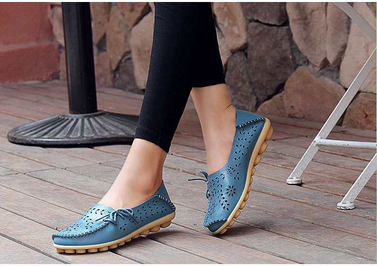 AH 911-2 (18) Women's Summer Loafers Shoes