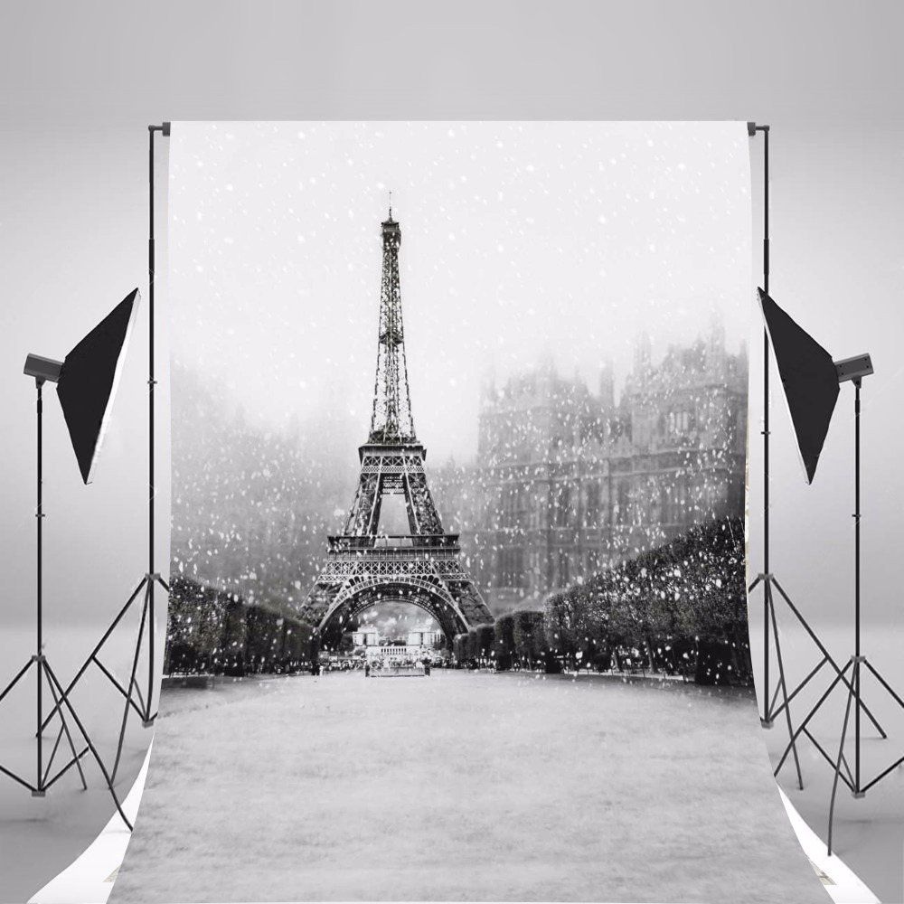 Paris Scenic Photography Background Vinyl Backdrops For Photography Fond Photographie Children Backgrounds For Photo Studio
