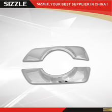 2011 2012 2013 Parts For Honda Odyssey Exhaust Tip Molding Trim ABS Plastic Chrome Plating