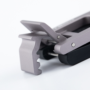 Image 3 - In Stcok PGYTECH For DJI OMSO Pocket 2 Action Camera Strap Holder L Bracket Rotatable Mount For OSMO POCKET Handheld Gimbal