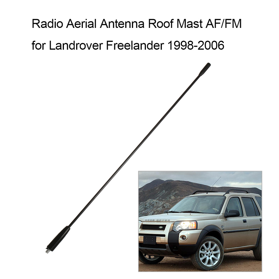 Ford RANGER CAR Antena Aérea Radio FM//AM Techo Mástil M 41cm Bee Sting
