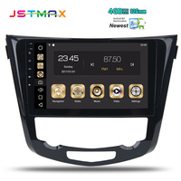 10.2 Android 8.0 Car GPS Radio Player for Nissan X Trail 2014 2015 2016 2017 with Octa Core 4GB+32GB Stereo Multimedia