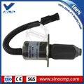 3991196 CMP 24v экскаватор остановка топлива отключение пламео соленоид
