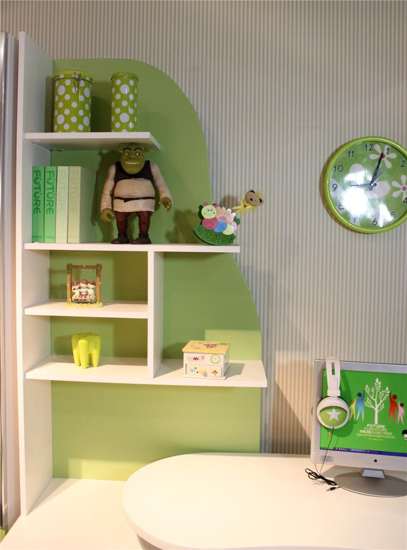 muebles de de los nios escritorio de la esquina curvada elegante mvil escritorios escritorio de la computadora estantera estantes mesa de