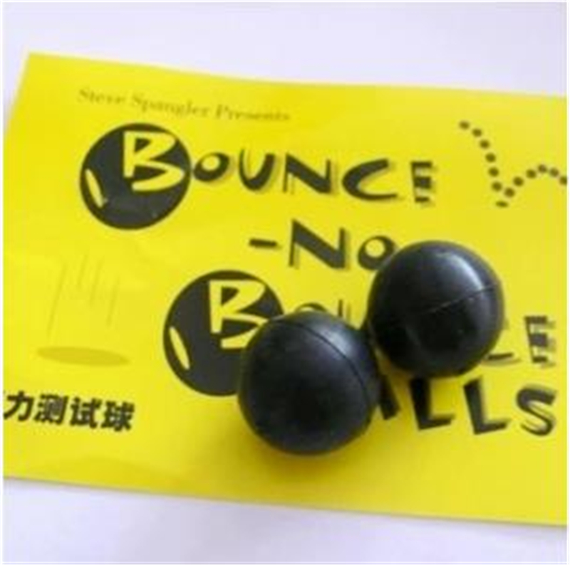 Mental Power Test Ball Bounce No Bounce Rubber Ball Close Up Magic Trick Hot