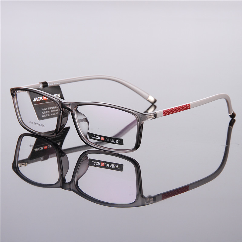 557617bca TR90 Glasses Frame Mens Prescription glasses Square frame Light Comfortable  Eye glasses Women 162 Optical glasses 55 15 138-in Eyewear Frames from  Apparel ...