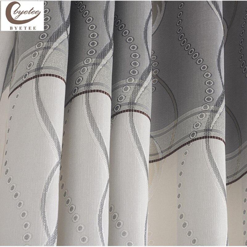 online kaufen großhandel grau vorhänge aus china grau ... - Vorhange Wohnzimmer Grau