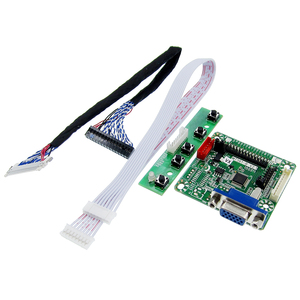 MT6820-B MT6820 MT561-B Universal LVDS LCD Montor Screen Driver Controller Board 5V 10