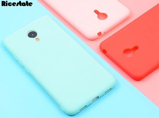 Meizu m3 note bìa Silicone trường hợp đối với meizu m3 note Pha Lê và màu sắc rắn Mềm silicone tpu Trường Hợp đối với meizu Lưu Ý 3 5.5 inch