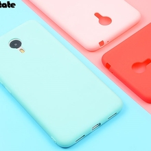 Meizu m3 note cover Silicone case for meizu m3 note Crystal
