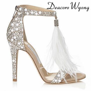 Online Get Cheap Diamond White Heels -Aliexpress.com   Alibaba Group