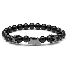 Batman Logo Bracelet (4 Colors)