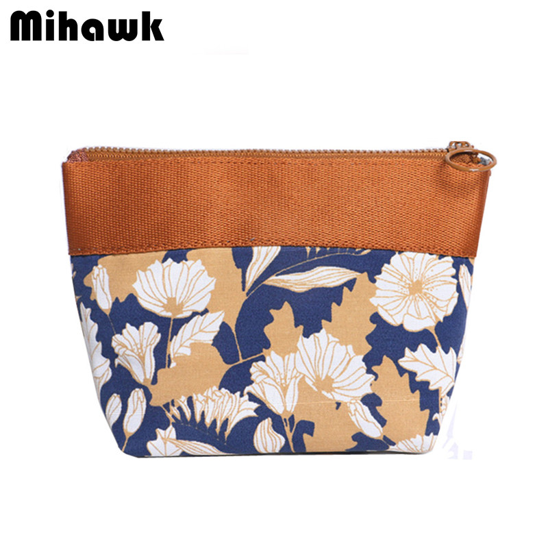 Girl's Mini Cosmetic Bag Travel Organizer Functional Makeup Pouch Purse Protable Beauty Toiletry Accessories Supplies Products